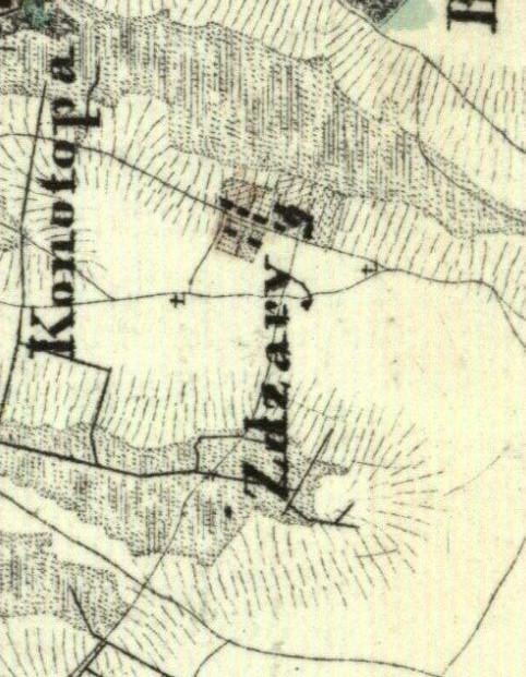 zdzary w 1829